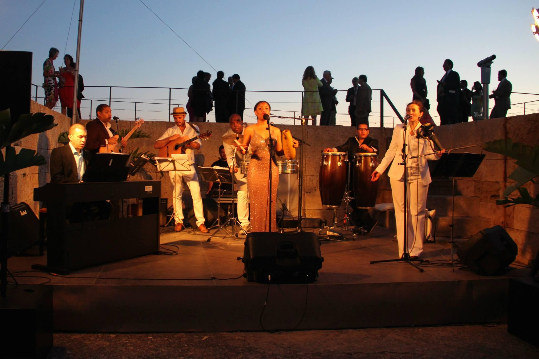 Banda Ashé-Fiesta Privada Menorca