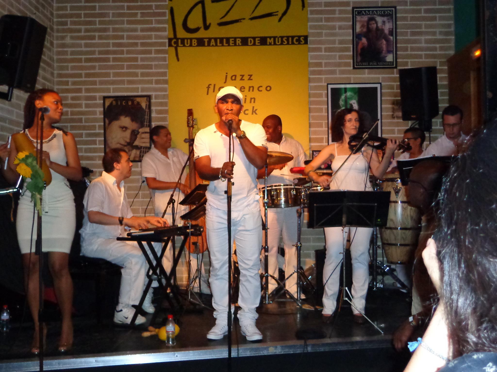 Banda Ashé-Jazzi Club Barcelona